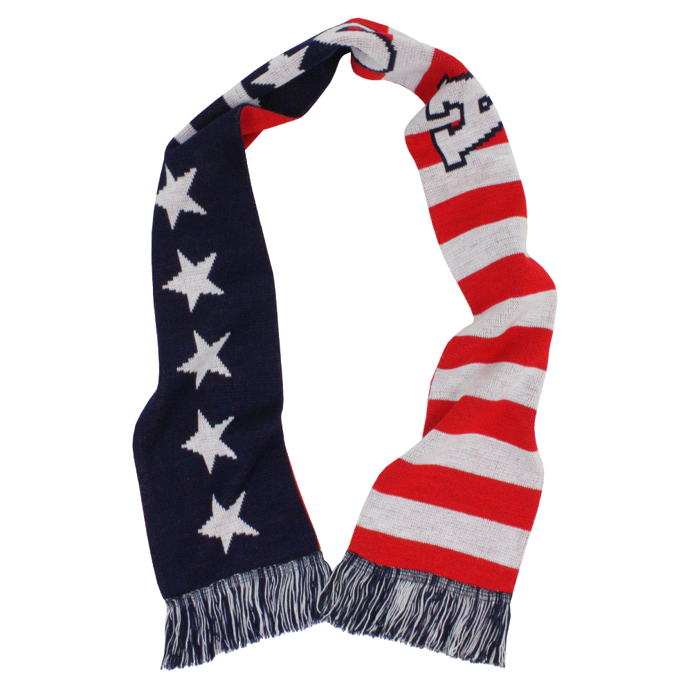 custom usa scarf diehard scarves