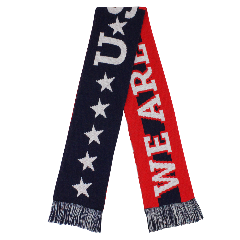 custom football scarves from youth to pro diehard scarves