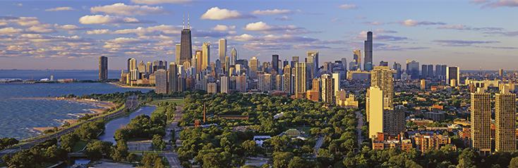 chicago-sklyine