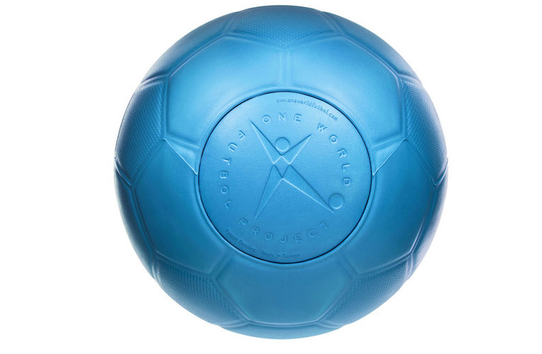 The Blue One World Futbol