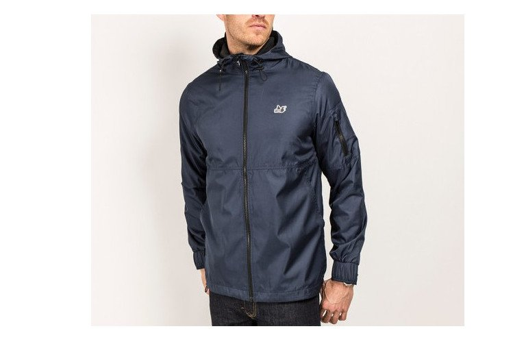 Peaceful Hooligan's Exit Jacket in Navy