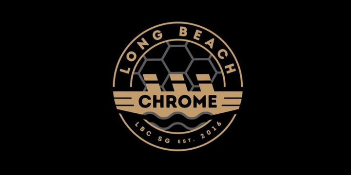Long Beach Chrome supporter group logo